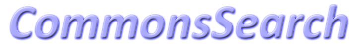 CommonsSearch Logo